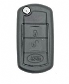 LR088260 3 BUTTON REMOTE KEY BLANK CWE500041SW (CASE & BLADE ONLY)